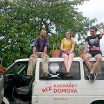 Na třešních s Kuchařkami bez domova