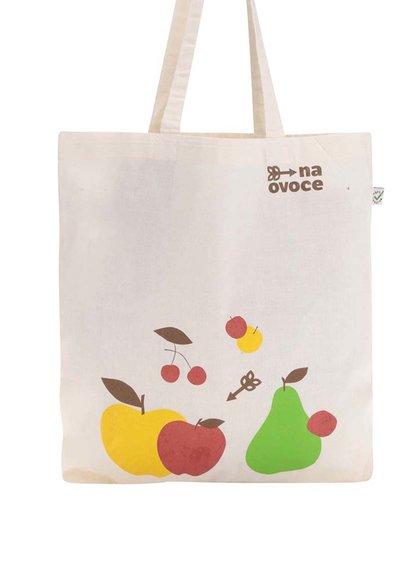 """""""Dobrá"""" plátěná taška"""